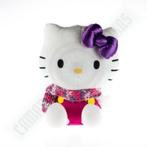peluche espía hello kitty