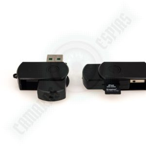 mini pendrive espía hd